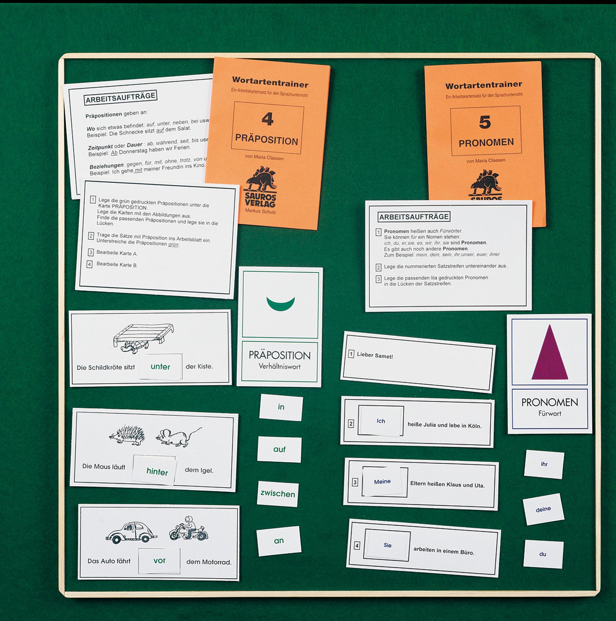 Wortartentrainer 4-5 | LMS Lehrmittel-Service H.Späth GmbH