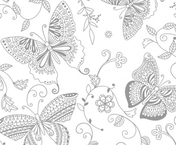 """Zauberpapier """"Schmetterling"""""""