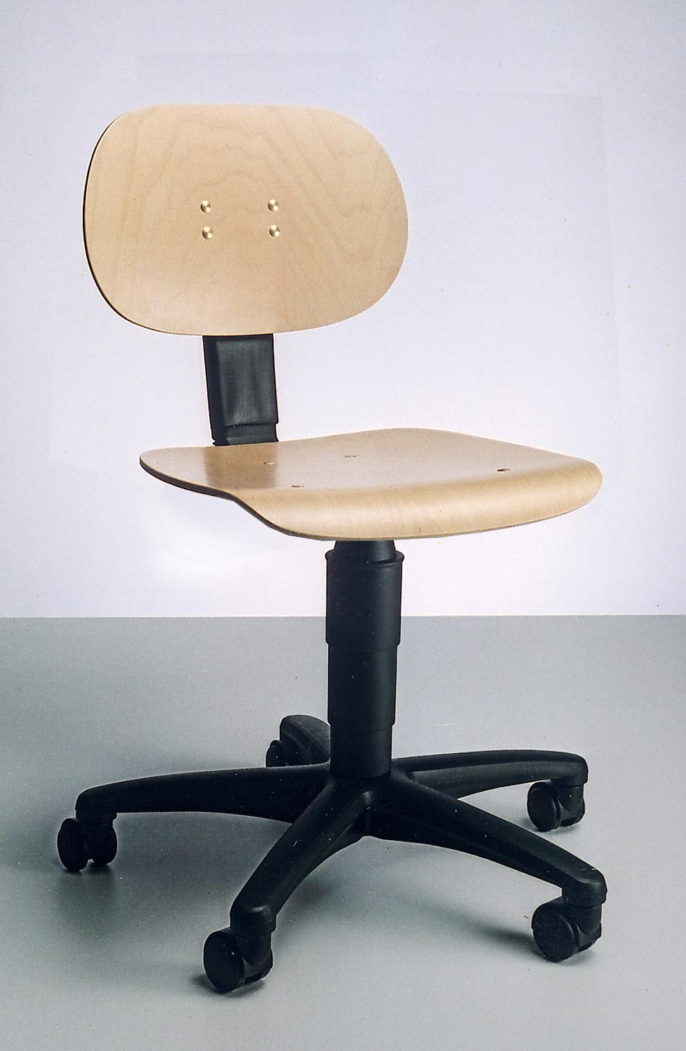 preisvergleich eu drehstuhl holz. Black Bedroom Furniture Sets. Home Design Ideas