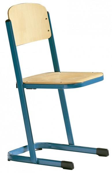 Schülerstuhl U Form Sitzhöhe Nach Din Norm Geschlossener