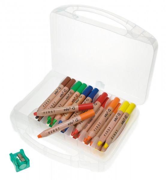 edu³ First Farbstift Schulpackung