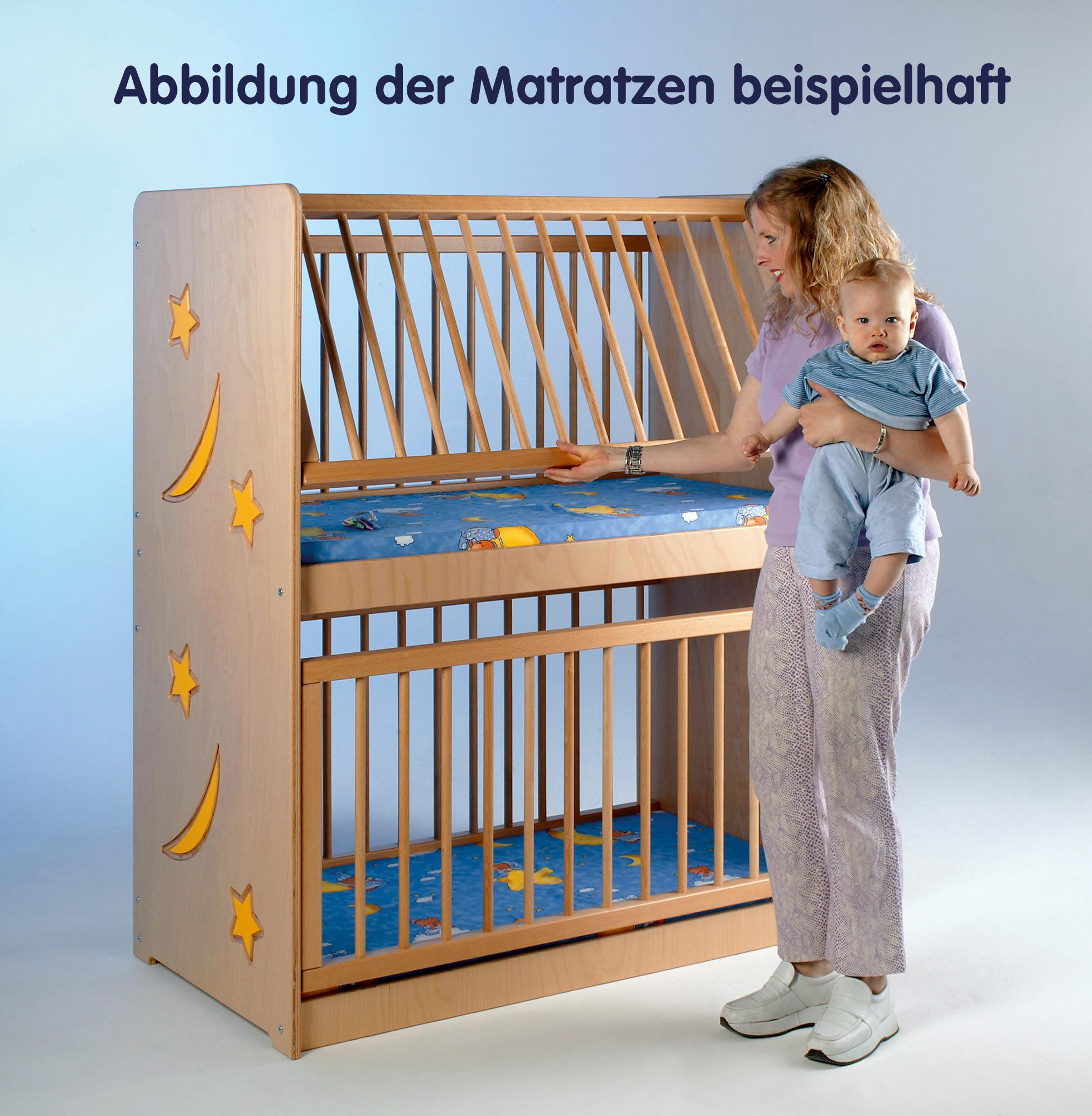 matratze f r stockbett 70 x 140 cm liegefl che lms lehrmittel service h sp th gmbh. Black Bedroom Furniture Sets. Home Design Ideas