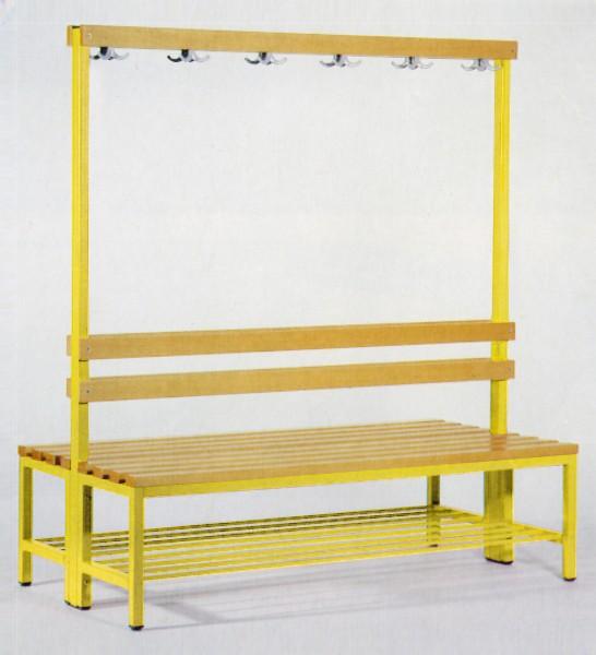 Umkleidebänke kompl. doppels. 150 cm | LMS Lehrmittel-Service H ...