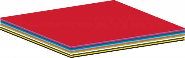 Bastelpapier-Sort. 250 Bögen 50x70