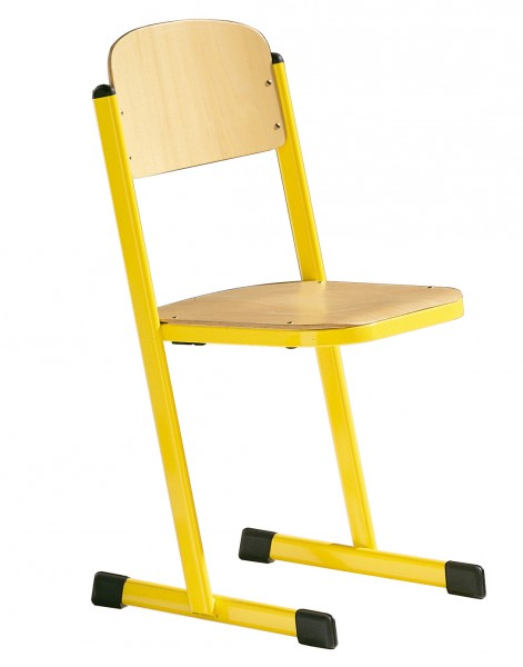 Schülerstuhl Sitzhöhe Nach Din Norm Geschlossener Sitzträger Lms