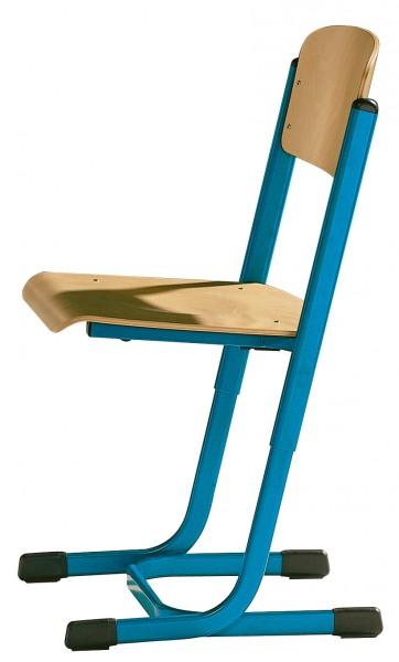 Schülerstuhl L Form Sitzhöhe Nach Nach Din Norm Offener Sitzträger