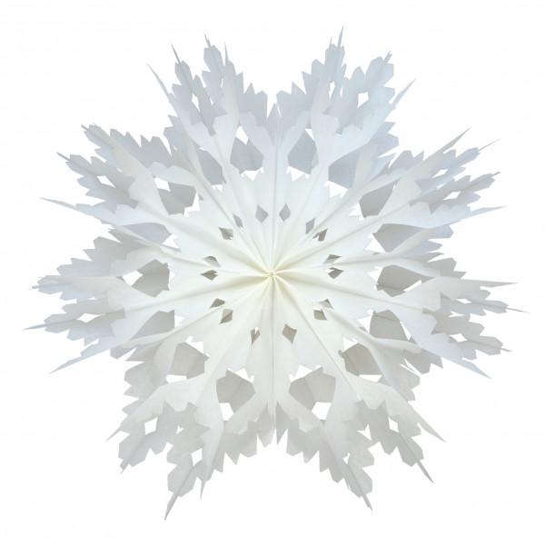 Butterbrottüten Sterne Bastelset 24 Tüten 10x22cm Weiß