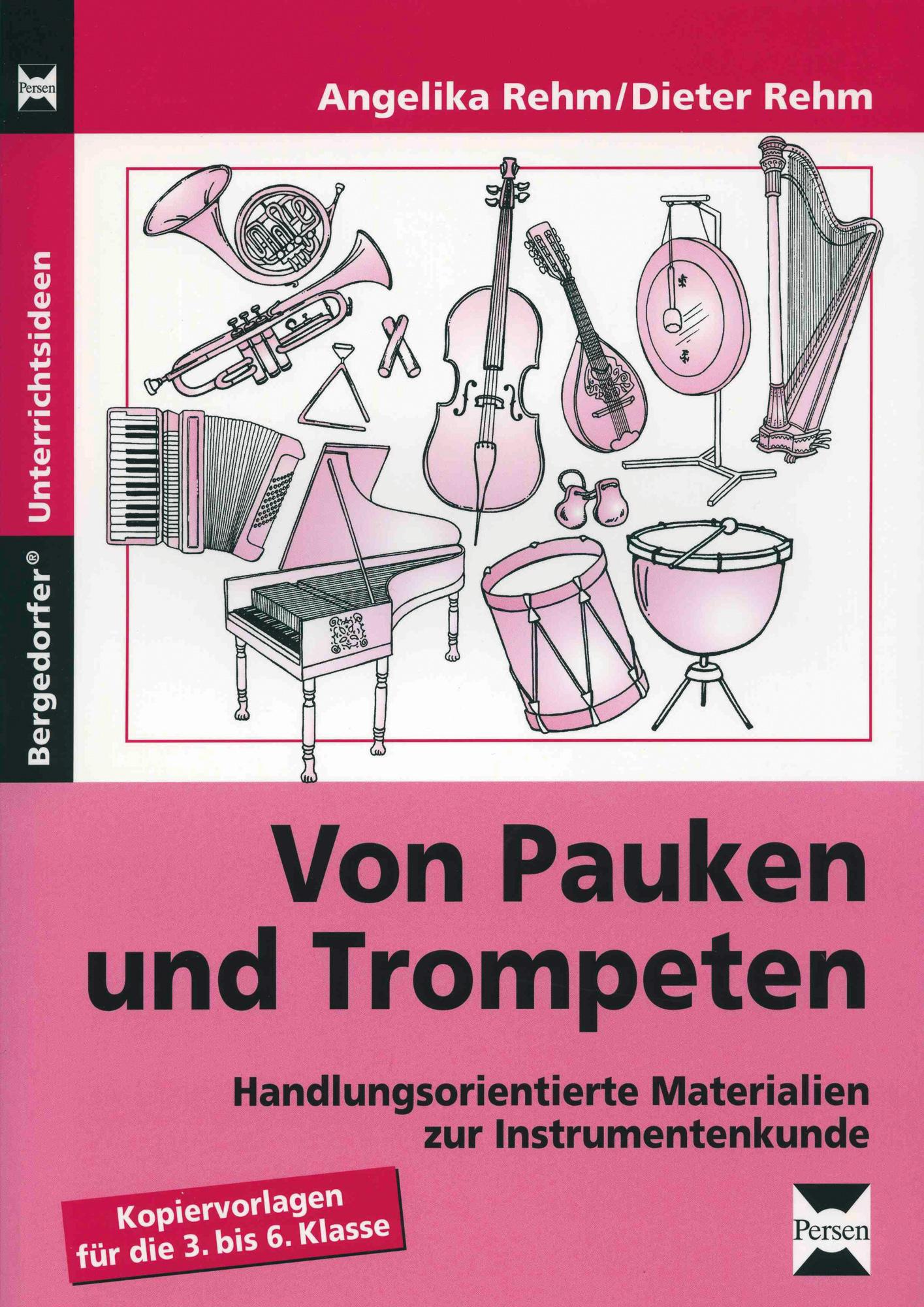 Von Pauken und Trompeten Buch | LMS Lehrmittel-Service H.Späth GmbH