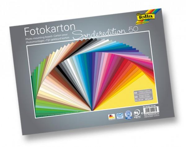 Fotokarton 25 x 35 cm, 300g/m²